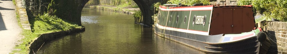 An image of the canals of Oldham