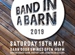 Band in a Barn 2019