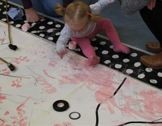 Art Bites (Ages 0 – 2) Gallery Oldham