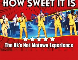 Motown's Greatest Hits: How Sweet It Is  at Oldham Coliseum Theatre