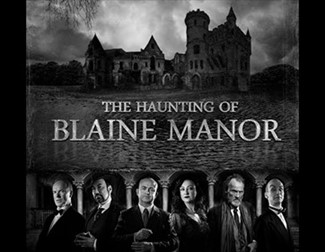 CANCELLED: The Haunting of Blaine Manor at Oldham Coliseum Theatre
